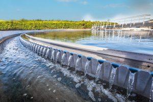station d'epuration des eaux usées